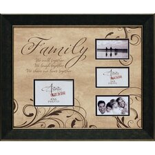 <strong>Artistic Reflections</strong> Family Picture Frame