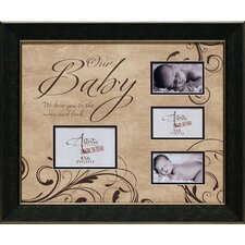 Our Baby Picture Frame