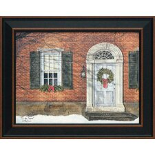 Tis the Season Framed Painting Print