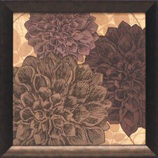 <strong>Artistic Reflections</strong> Dahlia II Framed Art