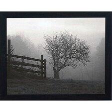 Mountain Meadow Farm Framed Photographic Print