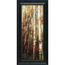 <strong>Artistic Reflections</strong> Birch Forest I Framed Art