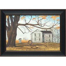 The Old Farmhouse Framed Art