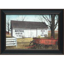 <strong>Artistic Reflections</strong> Auction Barn Framed Art