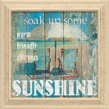 <strong>Artistic Reflections</strong> Sunshine Framed Art