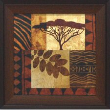 <strong>Artistic Reflections</strong> Acacia Sunrise II Framed Art