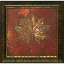 Maple I Framed Painting Print
