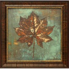 Maple IV Framed Painting Print