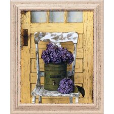Cottage Bouquet I Framed Painting Print