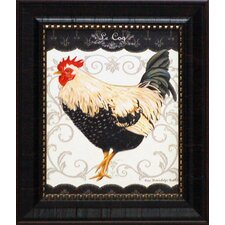 <strong>Artistic Reflections</strong> Lecoq II Framed Art