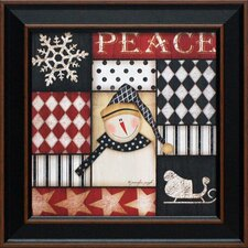 Peace Framed Art