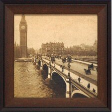 Historical London Framed Art