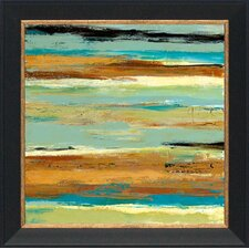 <strong>Artistic Reflections</strong> Terra Firma I Framed Art