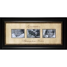 <strong>Artistic Reflections</strong> Grandchildren…Blessings from Heaven Framed Art