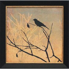 Perched Framed Art