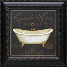 Bain DeLuxe II Framed Graphic Art