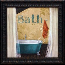 <strong>Artistic Reflections</strong> Bath Framed Art