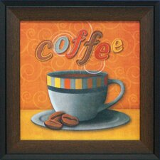 Coffee Framed Art