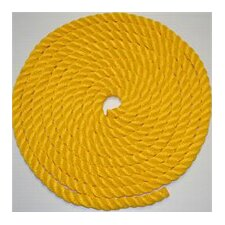 "0.63"" Braided 22' Climbing Playground Rope"
