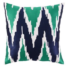 <strong>Sis Boom by Jennifer Paganelli</strong> Sarah Linen Embroidered Pillow