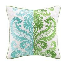 <strong>Sis Boom by Jennifer Paganelli</strong> Barcelona Embroidered Pillow