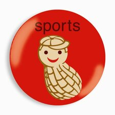 Sports Nut Dinnerware Set