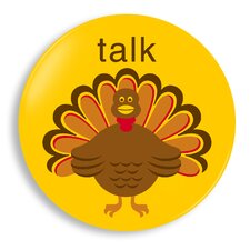 <strong>Jane Jenni Inc.</strong> Talk Turkey Plate