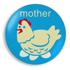 <strong>Jane Jenni Inc.</strong> Mother Hen Plate