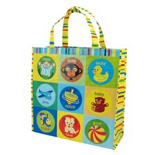 <strong>Jane Jenni Inc.</strong> Toy Box Tote