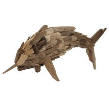 <strong>Lazy Susan USA</strong> Fry Marlin Figurine