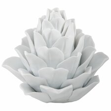 Porcelain Artichoke Ornament
