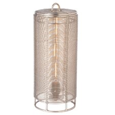 Steel Wrapped Wire Table Lamp