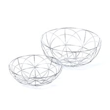 Da Vinci Decorative Bowl (Set of 2)