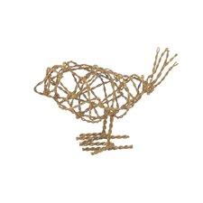 Scribble Bird Ornamental Figurine