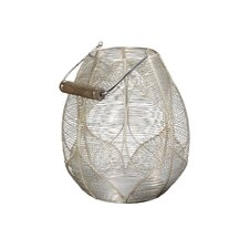 Wire Palm Basket
