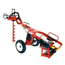 13 HP Towable Hole Digger Auger