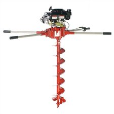"7/8"" Square Drive Two-Man Hole Digger Auger"