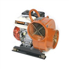 "3.5 HP 8"" Gas, Portable Ventilation Blower with 1561.6 CFM"