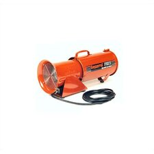 "BLOW-R-PAC 8"" DC, Portable Ventilation Blower with 8"" x 15' Flexible Duct"