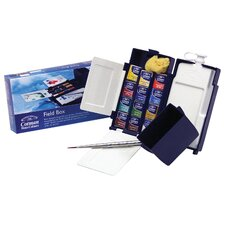 Cotman Watercolor Paint Field Box
