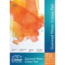 Cotman Watercolor Paper Gummed Pad (Set of 3)