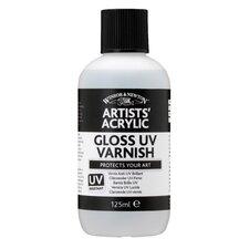 Artists' Acrylic Gloss Uv Varnish Bottle