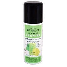 Artists All Purpose Varnishes Matte Aerosol Can