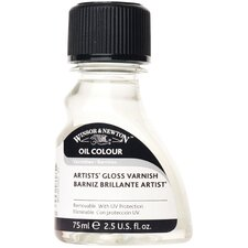 Artists' Gloss Varnish Bottle