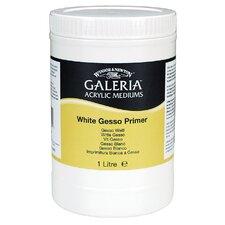 Galeria White Gesso Primer Jar