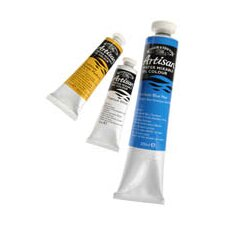 Artisan Water Mixable Oil Color Paint Tube (Set of 3)
