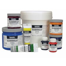Professional Soft Body Acrylic Paint Pail