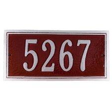 Fremont Address Sign