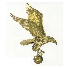 Eagle Flagpole Finial