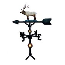 <strong>Montague Metal Products Inc.</strong> Deluxe Elk Weathervane